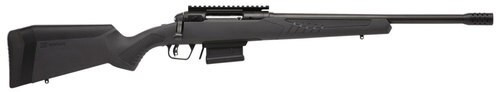 "Savage 110 Wolverine, 450 Bushmaster, 18"" Barrel AccuFit System, Muzzle Brake4rd Mag"