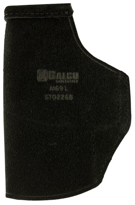 Galco Stow-N-Go Glock 19/23/32, CZ P10C, Hi Point C9 Compact 9, Black, LH