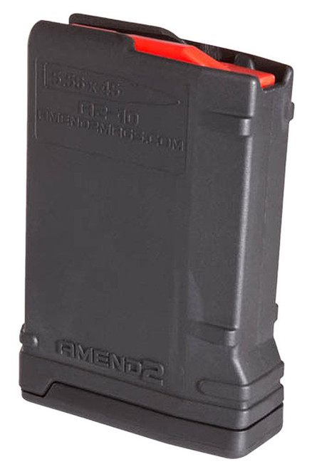 Amend2 Magazine AR-15 10rd Black