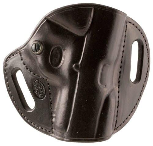 "El Paso Saddlery Crosshair 1911 4.5"" Barrel Commander Leather Black"