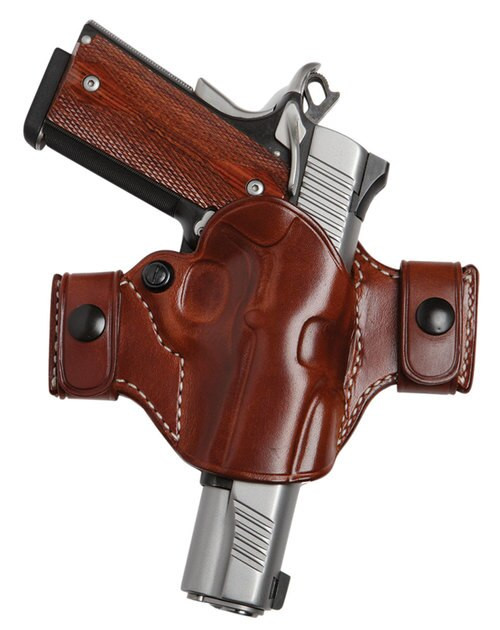 El Paso Saddlery Snap Off Elite Compact 1911 Full Size/Compact Leather