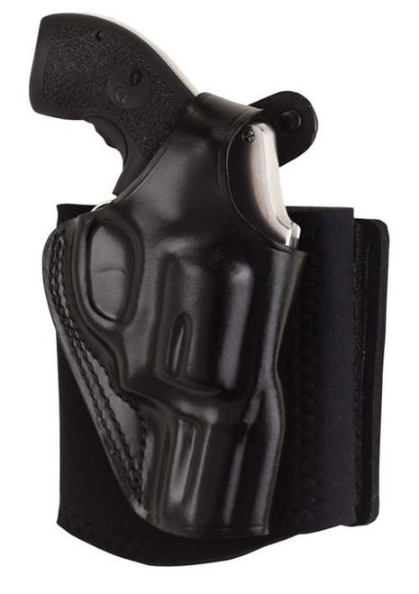 Galco Ankle Glove Glock 43, Black, RH
