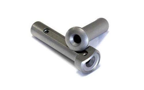 2A Armament Part, Bead Blasted, Titanium Takedown Pin Set