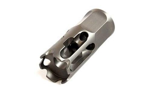 """2A Armament X3, Compensator, 6AL-4V Titanium, Bead Blasted, 5/8 x 24 TPI, 308 Win, 2.115"""""""