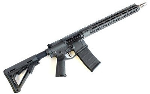 "2A Armament BLR-16, AR, 556NATO, 15"", Black, Mission First Tactical Stock, Right Hand, 30Rd"