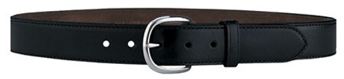 Galco Cop Belt Size 40 Black Center Cut Steerhide