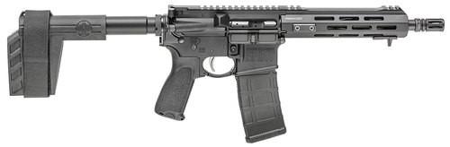 "Springfield Saint AR-15 Pistol 300 Blackout 9"" Barrel M-LOK Compatible Handguard 30rd Mag"