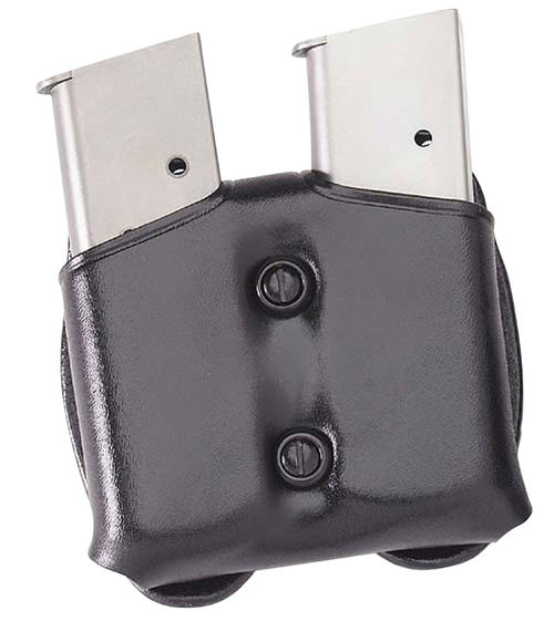 Galco CDM Double Mag Most 9mm Single Stack, Some .40SW, Black