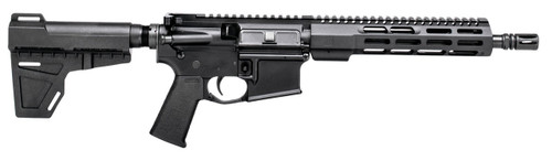 """ZEV AR-15 Pistol 556N/223 10.5"""" Barrel, Shockwave Blade Pistol Brace 30rd Mag"""