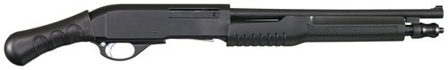 "Chiappa Honcho Pump 12 Ga 14"" Barrel, 3"", Pistol Grip Black, 5rd"