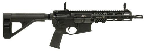 "Adams Arms P2 PISTOL 5.56mm 7.5"", Adjustable Stock"