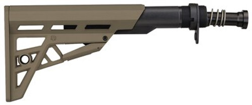 Advanced Technology AR-15 TactLite Buttstock with Buffer Tube Assembly