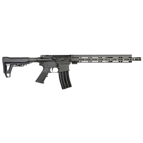 "I.O. M215-ML15 AR-15, 223/556, 16"" Barrel, Black, 6 Position Stock, 15"" M-LOK Rail, 30 rd Mag"
