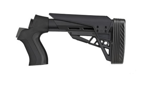 Advanced Technology T2 TactLite 6-Position Adjustable Stock Black Polymer For Remington 870 12 Ga,