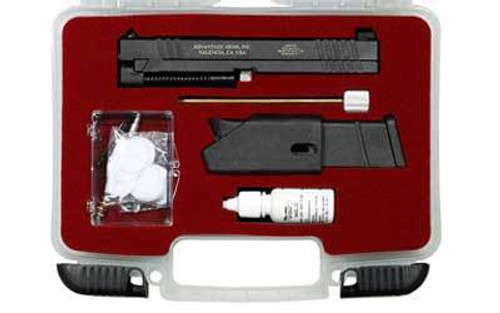 """Advantage Arms Conversion Kit, 22LR, 4.49l, Springfield XD 9/40, Non-XDM Frames Only, Does Not Fit 3"""" Sub-comp, Cleaning Kit, Black, 1x10Rd Mag"""