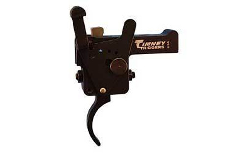 Timney Triggers Weatherby Vanguard Trigger Steel, Aluminum Housing Black
