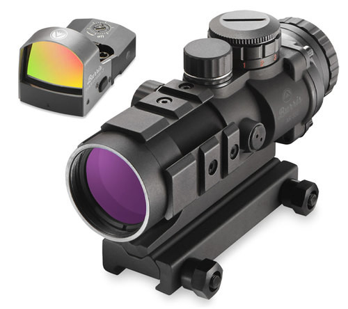 Burris AR-332/FF3 PRISM SIGHT 3X32, Free FastFire III - 3 MOA Dot