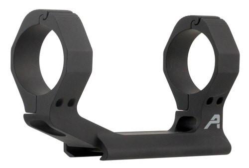 Aero Precision Ultralight Standard Scope Mount, 30mm, 1-Piece Base & Ring, Black