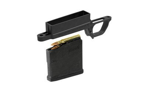 Magpul Bolt Action Magazine Well 700L Magnum Hunter 700L Stock Black