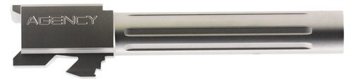 "Agency Arms Barrel Mid Line Compatible with Glock 17 9mm 4.48"" Stainless Stee"