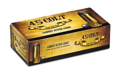 Aguila 45 Colt 200gr, Soft Point 50rd Box
