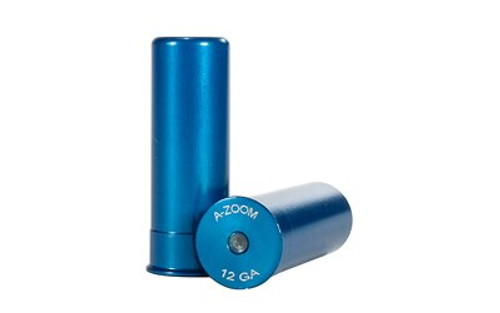 A-Zoom 12 Ga Snap-Cap Blue, 5Pk