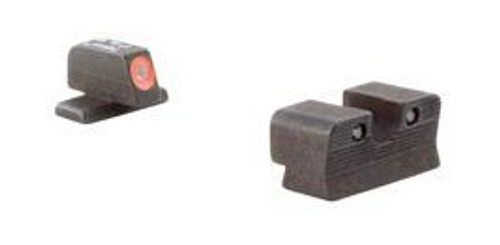 Trijicon SIG HD Night Sight Set - Orange Front Outline