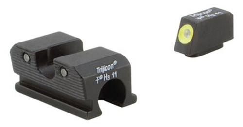 Trijicon Walther P99/PPQ HD Night Sight Set - Yellow