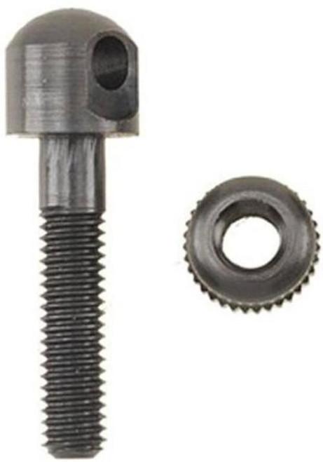 Grovtec 7/8 in Machine Screws Bulk Parts Packs Black