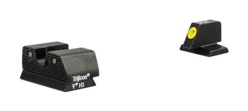 Trijicon 3Dot HD NS Yellow FNS/FNX/FNP 9mm