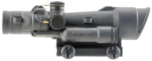 Trijicon ACOG 3.5x 35mm Obj 28.9 ft @ 100 yds FOV 30mm-35mm Black Crossh