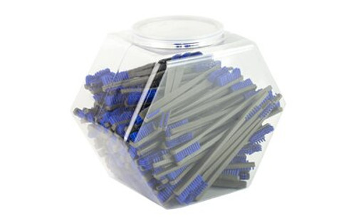 Otis Canister Pop - Blue Nylon Ap Brushes (150)