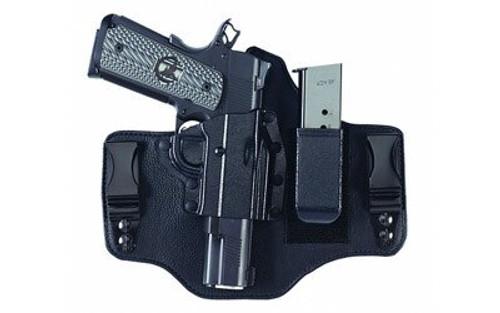 Galco Kingtuk 2 IWB Glock 17 Black Kydex / Steerhide