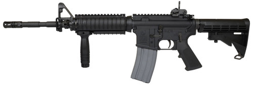 "Colt AR-15 SOCOM Carbine 223/5.56 16"" Barrel, Knights Quad Rail, Black, 30rd"