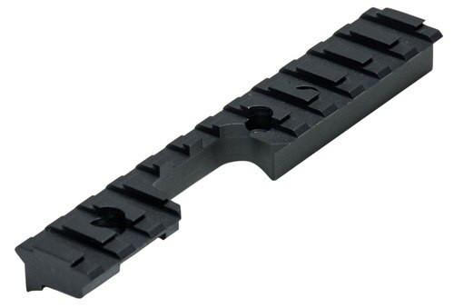 Keystone Crickett Rail Kit For Keystone Crickettinny Rail Picatinny Style Black, KSAAA425