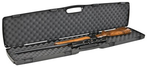 Plano Molding Special Edition Single Scoped Rifle Case Black -Sold each
