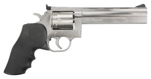 """Dan Wesson 715 .357 Mag Revolver, Stainless Steel, 6"""" Barrel, 6 Shot- Small Blemish"""