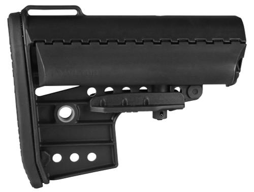 Vltor IMOD Buttstock AR-15 Mil-Spec Clubfoot Polymer Black