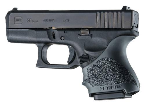Hogue Handall Grip Sleeve Glock 26/27 Black