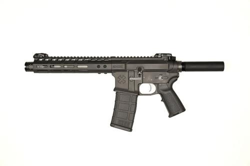 "Noveke GEN3 556 Diplomat AR-15 Pistol 5.56/223 7.5"" Barrel M-LOK Rail 30rd Mag"