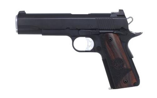 "Dan Wesson 1911 Vigil Single 45 ACP 5"" Barrel Wood Grip 8rd Mag"