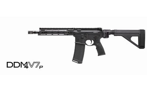 Daniel Defense DDM4 V7 LAW AR Pistol 300 AAC Blackout