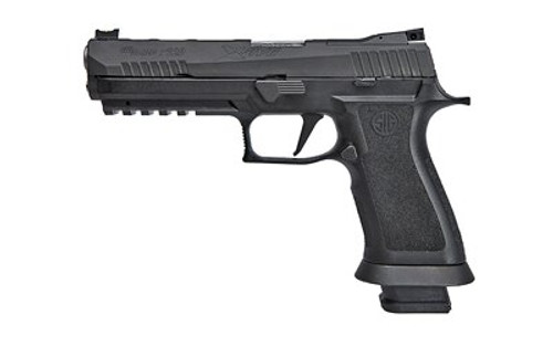 "Sig P320 X-Series Double 9mm 5"" Barrel, Black Polymer Grip, 10rd"