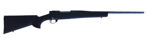 "Howa Rifle 6.5 Creedmoor 22"" Blued Barrel Black Hogue Overmolded Stock 5rds"