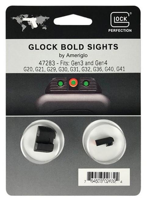 Glock Ameriglo Night Sight SET .165