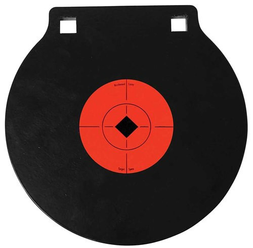 "Birchwood Casey Gong 8"", Two Hole 3/8"", AR"