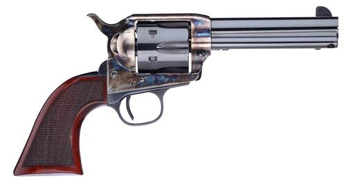 Taylor's Smoke Wagon Short Stroke Navy Grip Single 357 Mag