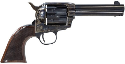 "Taylor's 1873 Cattleman Single Action 22 LR 5.5"", Walnut, 12rd"