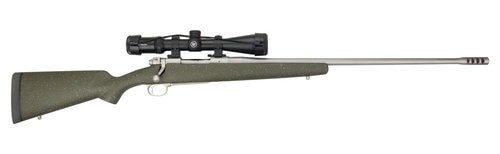 Montana Rifle Co Western Hunter Package 6.5 Creedmoor, Flats Muzzle Brake, Vortex HS 4-16x44 Scope