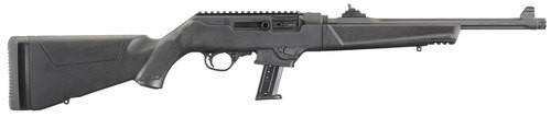 "Ruger PC9 PC Carbine 9mm Take Down 16"" Threaded Barrel, Ruger & Glock Mags 10rd Mag"